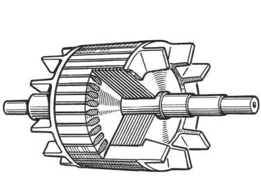 Ремонт роторов